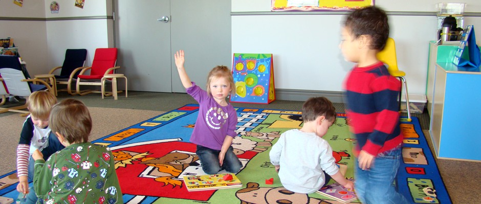 Crestmont Daycare Calgary
